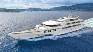 Супер-яхта Trimaran от компании Echo Yachts станет самой крупной среди аналогов