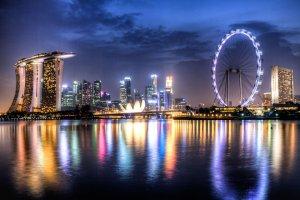 Сингапур — рекордсмен среди самых дорогих городов мира 2015