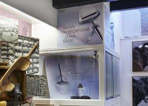 Самая дорогая в мире сырорезка, инкрустированная бриллиантами, украдена из музея
