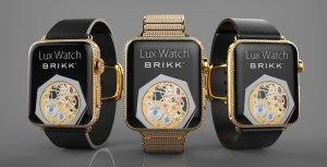 Бренд Brikk выпустил самые роскошные часы Apple Watch