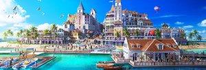 У берегов Дубая на искусственных островах появится мини-Европа