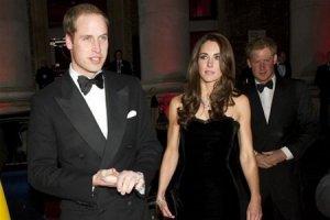 Принц Уильям с нетерпением ждёт приезда тещи