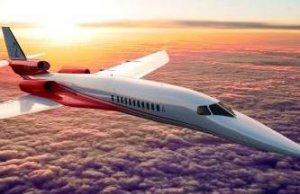 Aerion AS2: бизнес-джет, летающий быстрее звука