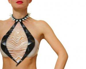 Роскошная 3D-одежда для современных модниц