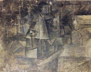 Сотрудники таможни США обнаружили ранее украденную картину Пабло Пикассо
