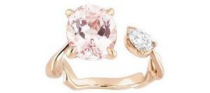 Новые украшения от Dior напоминают о стиле 50-х