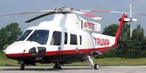 Роскошный вертолёт стоимостью $8.000.000 приобрёл Дональд Трамп