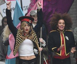 Косметику кампании Rimmel представят Джорджия Мэй Джаггер и Кейт Мосс