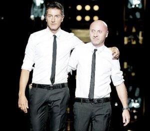 Dolce & Gabbana против «детей из пробирки», а Элтон Джон из-за этого призывает разрывать отношения с fashion-дизайнерами