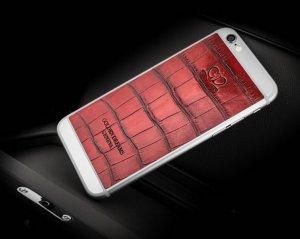 Смартфоны iPhone 6 от Golden Dreams украшены драконами и черепами