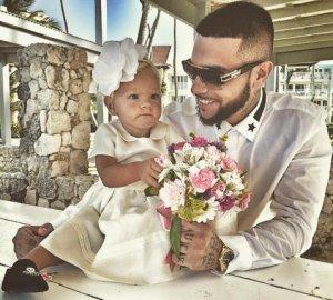 Годовалой дочке Тимати устроили роскошный «день варенья»