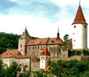 Посетителей чешского замка «Кршивоклат» сажают в темницу