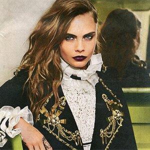 Кара Дельвинь снялась в новой рекламной кампании Chanel