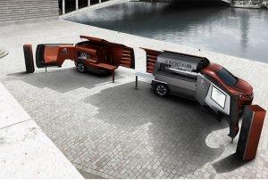 По дорогам будет колесить авто-кухня от Peugeot