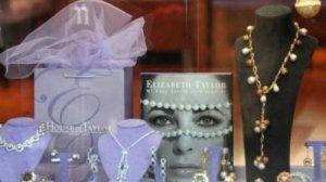 Открытие выставки «Коллекция Элизабет Тейлор»