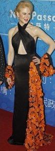 Майли Сайрус на фестивале iHeart в прозрачных брюках и кружевных трусиках